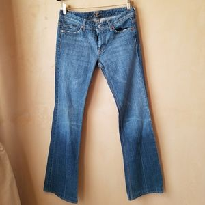 7 For All Man Kind Flynt Cut Size 28